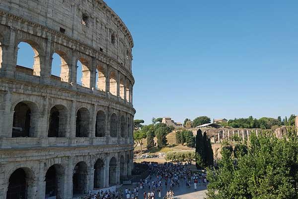 Comprar entradas Coliseo, Palatino y Foro Romano