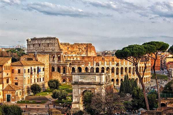 Comprar entradas Coliseo y Foro Romano