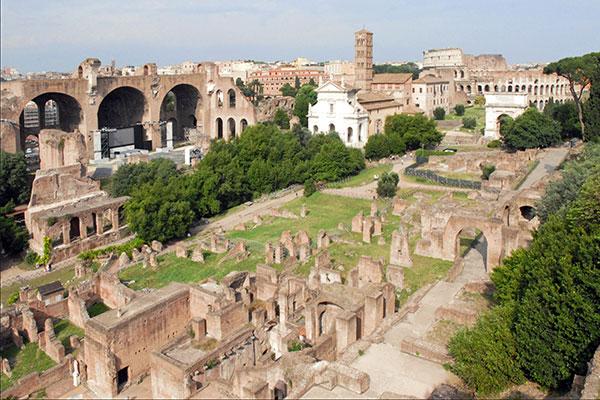 Precio de la entrada al Foro Romano