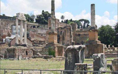 Taquilla del Foro Romano