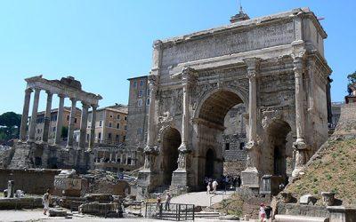 Entradas foro romano y por donde se entra
